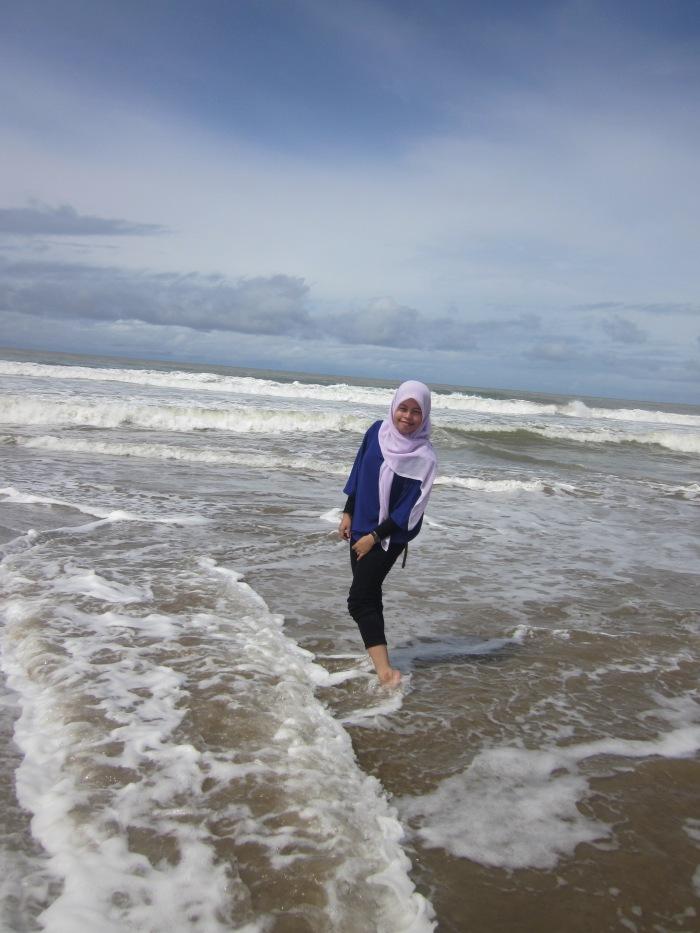 NArsis di Pantai Pasir Putih