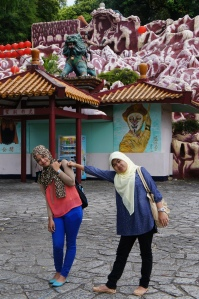Welcome to Haw Par villa