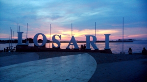Sunset di Losari